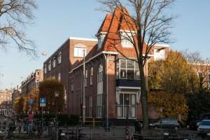 Zalen Cultureel Centrum het Fijnhout aan de Jacob van Lennepkade 334